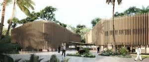 Ambassade de France à Nairobi - Kenya Ministère des affaires étrangères 3 260 m² / 5.2 M€ / Certification LEED