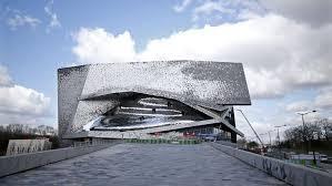Philharmonie de Paris – Parc de la Villette 60 000 m² / 200 M€ / Certification HQE